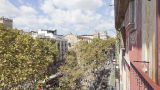 Las ramblas 108, barcelona. Views-apartments-ramblas108-deluxe-balconi